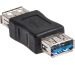 LINK2GO Gender Changer USB 3.0 GC3114BB Type A - A, female/female