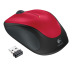 LOGITECH M235 Wireless Mouse 910-002496 red