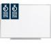 MAGNETOP. Ferroscript-Whiteboard 1240100 1000x750mm