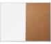MAGNETOP. Kombiboard Kork/Whiteboard 1240470 1200x900mm