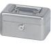 MAUL Geldkassette 1 15,2x12,5x8,1cm 5610195 silber
