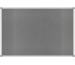 MAUL Pinnboard MAULstandard 6443884 60x90cm Textil,grau