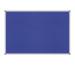 MAUL Pinnboard MAULstandard 6444235 90x120cm Textil,blau