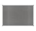 MAUL Pinnboard MAULstandard 6444284 90x120cm Textil,grau