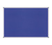MAUL Pinnboard MAULstandard 6445035 90x180cm Textil,blau
