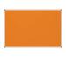 MAUL Pinnboard MAULstandard 6445043 90x180cm Textil,orange