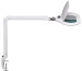 MAUL LED-Lupenleuchte 8266002 MAULcrystal dimmbar
