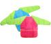M&M Malschürze mit langen Ärmeln 08720295 pink und blau sortiert