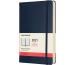 MOLESKINE Tageskalender L/A5 606334 2021 1T/S, saphir HC