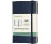 MOLESKINE Wochen-Notizkalender P/A6 606471 2021 1W/S,liniert saphir HC