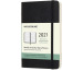 MOLESKINE Wochenkalender Pocket A6 606686 2021, SC, schwarz