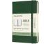 MOLESKINE Wochen-Notizkalender 20/21 A6 850161 18M liniert HC myrtengrün