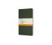 MOLESKINE Cahier L/A5, 3x, Liniert 855273 Myrtengrün 3 Stück