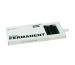 MONTBLANC Tintenpatrone 107757 schwarz, perm. 8 Stück