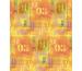 NEUTRAL Einfasspapier 157B Zahlen Orange 3mx50cm