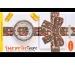 NEUTRAL Geschenkverpackung 2345-027 Surprisetape Circles