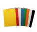 BÜROLINE Pressspan-Umschlag 0,50mm 310 weiss 100 Stück