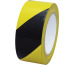 MUPARO Klebeband PVC gelb Warnhinweis 4214-5024 50mmx60m