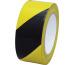 MUPARO Klebeband PVC gelb Warnhinweis 4436-5000 50mmx33m