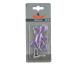 NIGRIN Lufterfrischer Gecko 74686 violette, himbeere