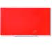 NOBO Glassboard 1905183 Diamond S Red 677X381mm