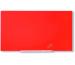 NOBO Glassboard 1905184 Diamond S Red 993X559mm