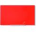 NOBO Glassboard 1905185 Diamond Red 1260X711mm
