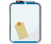 NOBO IBICO Magnetic Board QB05142AS 22x28cm weiss