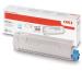 OKI Toner cyan 45862839 MC853/873 7300 Seiten