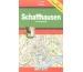 ORELL F. Stadtplan 11x17cm 905706833 Schaffhausen 1:10´000