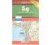 ORELL F. Stadtplan 905706888 Zug 1:12´000