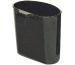 ORNALON Abfalleinsatz R10625990 schwarz 15cm
