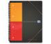 OXFORD Meetingbook A4+ 100100362 kariert 5mm 80 Blatt