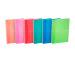OXFORD Spiralbuch MyColours A4 100101864 5-farbig ass., kar. 5mm 90Bl.