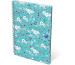 OXFORD Spiralbuch ForMe Floral A5 400094951 kariert 60 Blatt