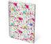 OXFORD Spiralbuch ForMe Floral A5 400094953 liniert 60 Blatt