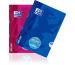 OXFORD Schulheft OpenFlex A4 400095636 32 Blatt, ass., L28 rosa/blau