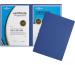 PAGNA Präsentationsmappe Perfect 22031-02 blau 2-teilig