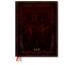 PAPERBLAN Agenda Marokkoleder bk 21 FD6787-0 180×230mm, de, Flexi, 12M