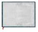 PAPERBLAN Gästebuch Weisser Feuerstein PB5448-1 230×180mm, blanko, 144 S.