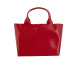 PAPERTH. Shopping Bag PT06276 26x38x12,5cm scarlet