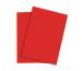 PAPYRUS Rainbow Papier FSC A4 88042476 intensivrot, 80g 500 Blatt