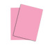 PAPYRUS Rainbow Papier FSC A4 88042542 80g, rosa 500 Blatt