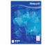 PELIKAN Schulblock A4 100045 blau 50 Blatt liniert