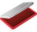 PELIKAN Metall-Stempelkissen rot 331025 Gr.2 11x7cm
