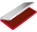 PELIKAN Metall-Stempelkissen rot 331132 Gr.1 16x9cm