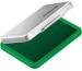 PELIKAN Metall-Stempelkissen grün 331199 Gr.3 7x5cm