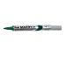 PENTEL Whiteboard Marker MAXIFLO 4mm MWL5S-D grün