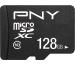 PNY Performance Plus 128GB PSDU12810 MicroSD XC Card Cl.10