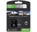 PNY micro-SDHC Pro Elite 32GB PSDU32GV3 UHS-I U3 A1 & adapter